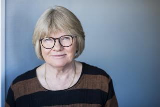 Elisabeth Wallenius, ordförande för Funktionsrätt Sverige